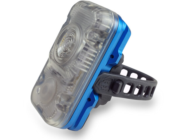 Lupine Red Light Rearlight StVZO, blue